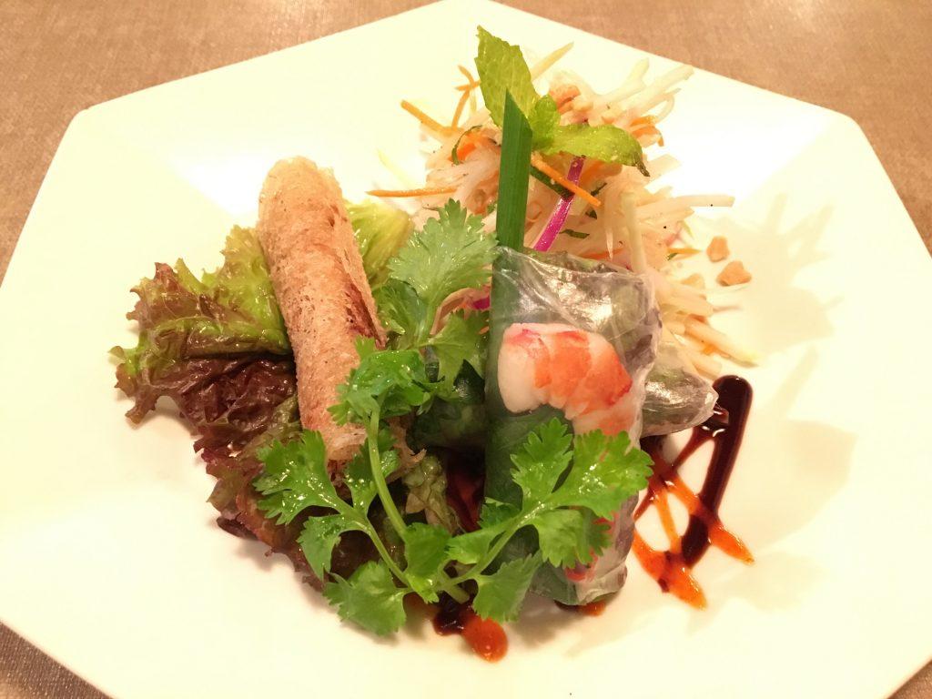 池袋東口徒歩5分×「サイゴン レストラン」サイゴンセット